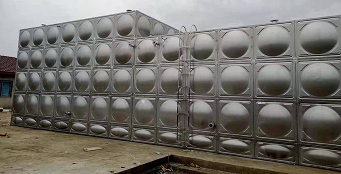 不锈钢水箱保护的小窍门以及生产设备介绍