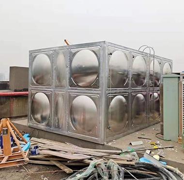不锈钢方形水箱加工