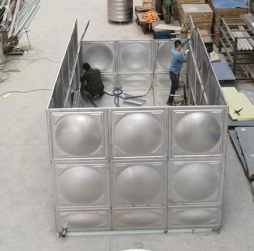 不锈钢水箱清洗方法